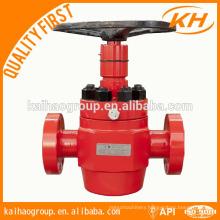 API 6A drill wellhead 35 Mpa Christmas Tree Valves