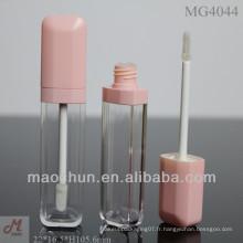 MG4044 Conception unique Emballage à lèvres lisses