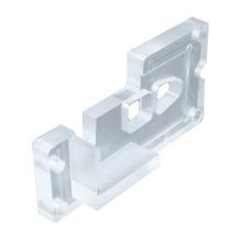 OEM CNC Milling Custom Acrylic Panel Laser Cutting Machining Service