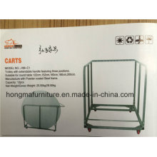 Carts for Round Tables