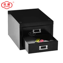 Steel Mini Desktop drawer cabinet storage