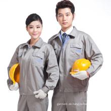 OEM Fabrik Bau Industrial Overall Sicherheit Uniform