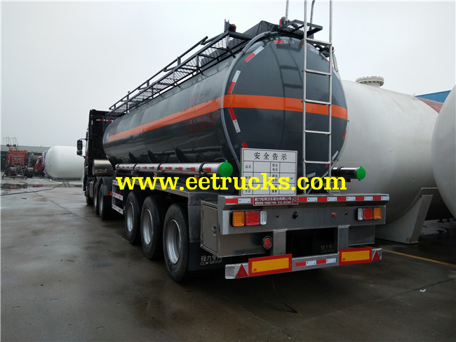 Hydrochloric Acid Transportations Trailers