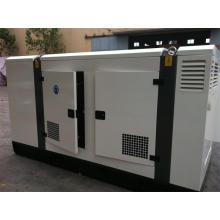 Shanghai Diesel Engine Industrial Generator Set with Silent Proof Box
