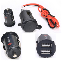 12V USB Car Charger Car Motorbike Motorcycle Cigarette Lighter Power Plug Socket