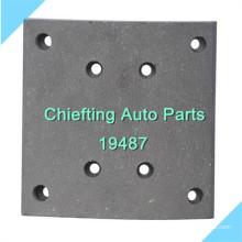19495 21948700 MP321 for MERCEDES BENZ asbestos free 19487 auto brake lining