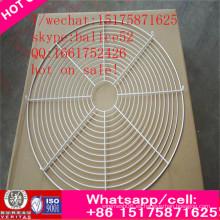Motor de ventilador axial de la ventilación del ventilador montado en la pared de alta temperatura pequeño de 600m m