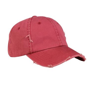 Custom Red Digital Fitted Brimless Snapback Baseball Cap