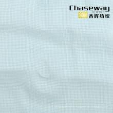 Plain Polyester Ranyon Viscose Blend Fabric