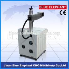 10W 20W Portable Fiber Marking Machines, metal fiber marking