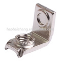 Custom made stamping metal auto transformer cable terminal