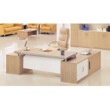 Современный меламинный офисный стол для приема гостей