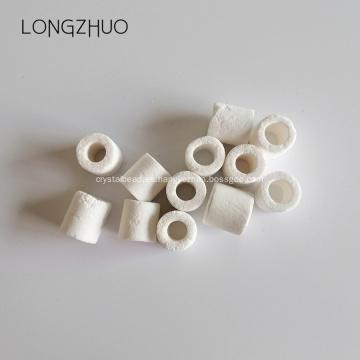 Acuario bio bolas de vidrio anillos de cerámica