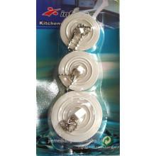 (JML) Top quality rubber sink stopper adjustable stopper for bathtub / floor