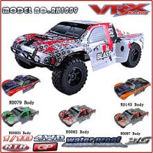 1/10 масштаба 4WD нитро питание RC автомобиль игрушки управления радио