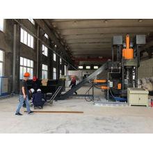 Машина для производства брикетов из губчатого железа CE