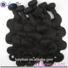 Wholesale New Arrival Factory Price Unprocessed Virgin Hair Bundles With Lace Closure