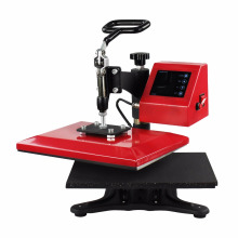 HP230B Leder Druckmaschine Günstige Leder Hitze Presse