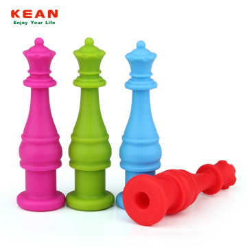 Silicone+Pencil+topper+chew+toys+for+kids