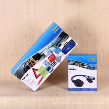 Изготовленные на заказ автозапчасти упаковывая рифленую коробку коробки