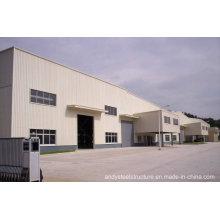 Hohe Qualität und schnelle Montage Stahl Struktur Warehouse