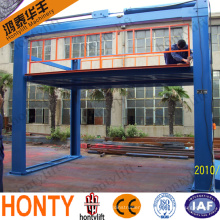 post car lift outdoor /car lifts for home garages