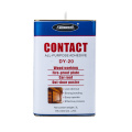 Strong bonding contact adhesive for wood working