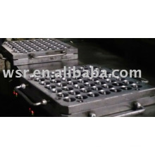 Fabricación de molde de goma
