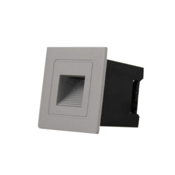 Square Wall utiliza 1W LED Step Light