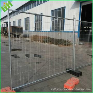 2016 Australia hot sale hot dipp galvanized 2.1x2.4m temporary fence panels