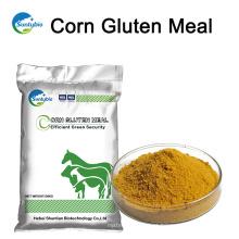 Refeição do glúten do milho do fornecedor de China para a alimentação do gado