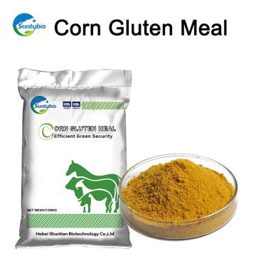 China Proveedor de harina de gluten de maíz para la alimentación del ganado