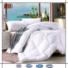 Luxury 5 Star Hotel Used Super Soft and Comfortable White Goose Down Duvet