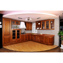 Chestnut Avalon Recessed (Chestnut) Solid Wood Kitchen Cabient