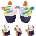 UNICORN CUP ICE CREAM SLOW RISING RELIEVER TOY-0