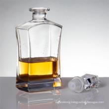 Hot-Selling Crystal Wine Glass Bottle, Whiskey Glass Bottle