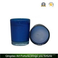 Filled Votive Glass Candle for Promotion Party