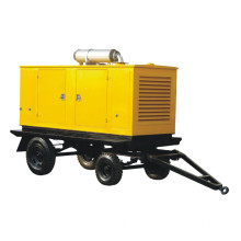 48kw trailer type CUMMINS Diesel Generator Set