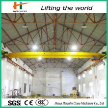 Single Overhead Crane Balkenbrücke Kran 5 Tonnen mit Funk-Fernbedienung-Endschalter zum Verkauf