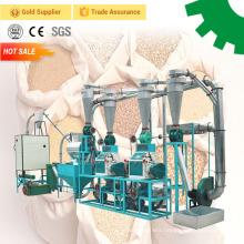 Corn mill processing low price flour mill plant automatic flour mill plant price
