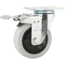 Medium Duty Type PVC Castor Wheel