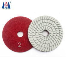 Premium Quality 3 Steps Granite Marble Polishing Pad
