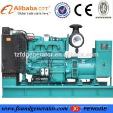Groupe électrogène diesel de 60hz 225kva en Chine au marché des Philippines