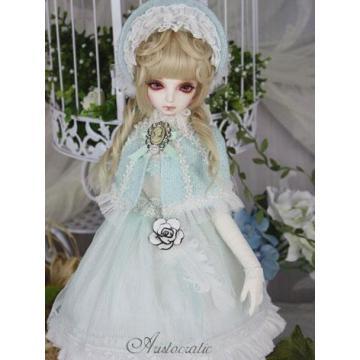 Костюм для девочки BJD Clothes для куклы MSD