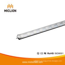 28W alumínio + PC branco quente IP67 lâmpada de tubo LED