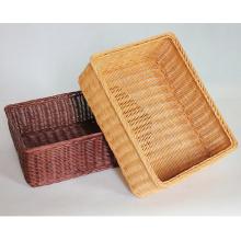 (BC-R1003) Manual Craft Natural Rattan Basket