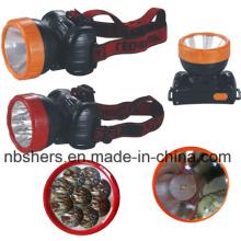 Lumière de tête à LED mobile