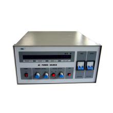 Fuente de alimentación de CA de frecuencia variable monofásica
