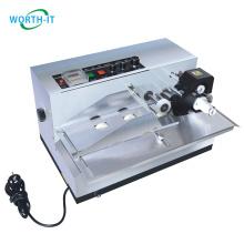 WX380F Date Coding Machine Automatic Dry Ink Roll Coding Machine