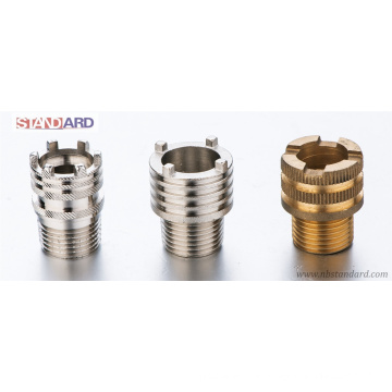 Brass Male Insert Fitting for PPR Fitting/PPR Pipe Fitting